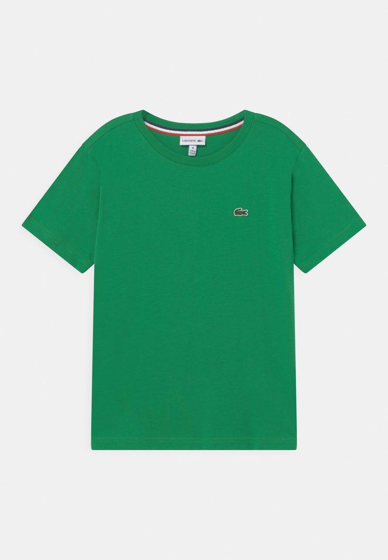 Lacoste - TURTLE NECK - Basic T-shirt - chervil