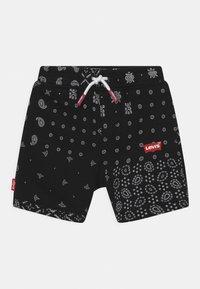 Levi's® - Shorts - black/white - 0