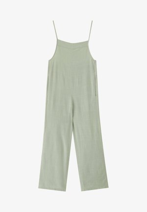 Jumpsuit - light green