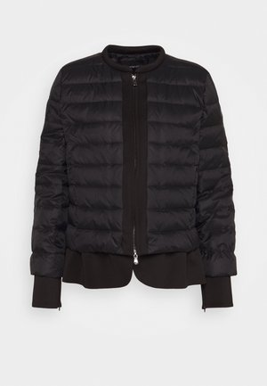 Down jacket - noir