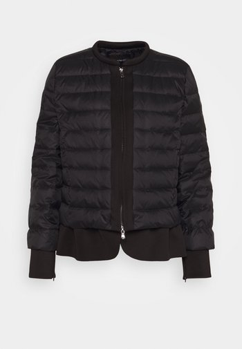 Down jacket - noir