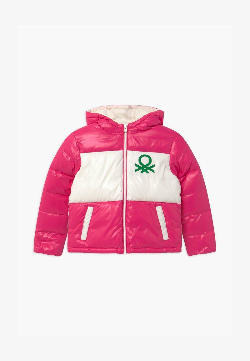 Benetton - Chaqueta de invierno - pink