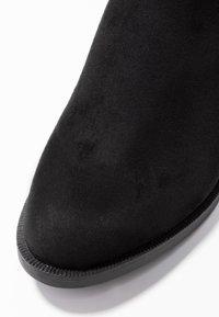 ALDO - ARAECIA - Over-the-knee boots - black - 2