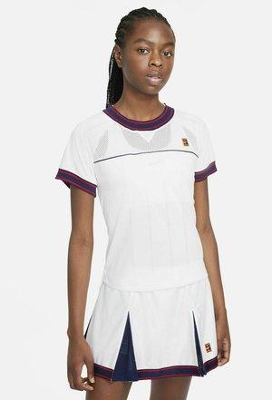 SLAM  - Sports shirt - white/white