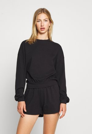 SUMMER FEEL SET - Shorts - black