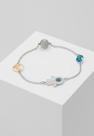 REMIX STRAND HAMSA  - Armband - silver-coloured