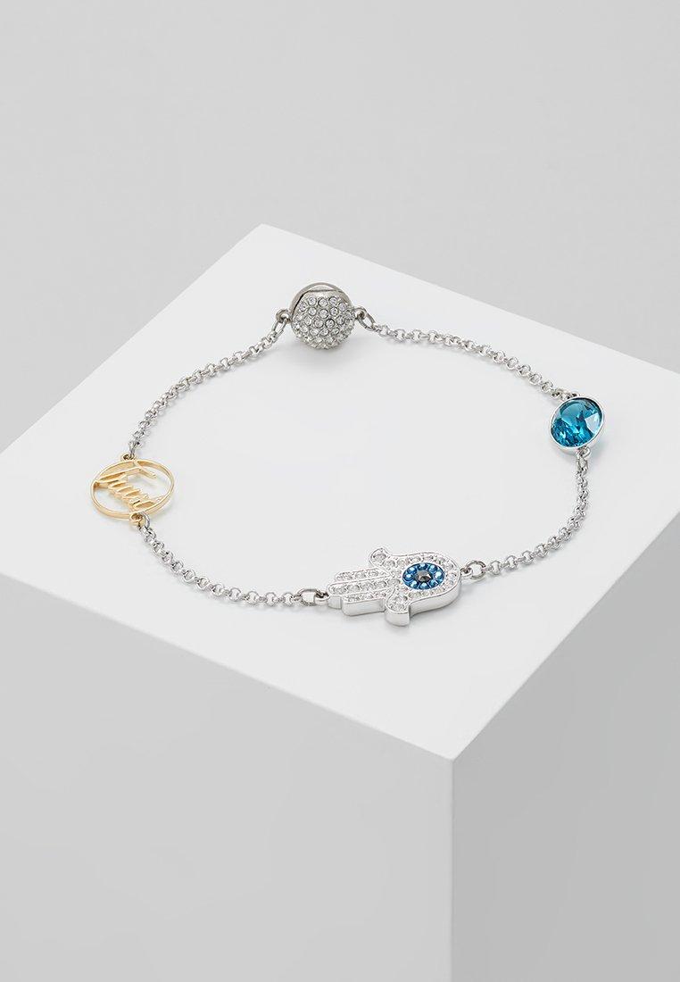 Swarovski - REMIX STRAND HAMSA  - Armband - silver-coloured