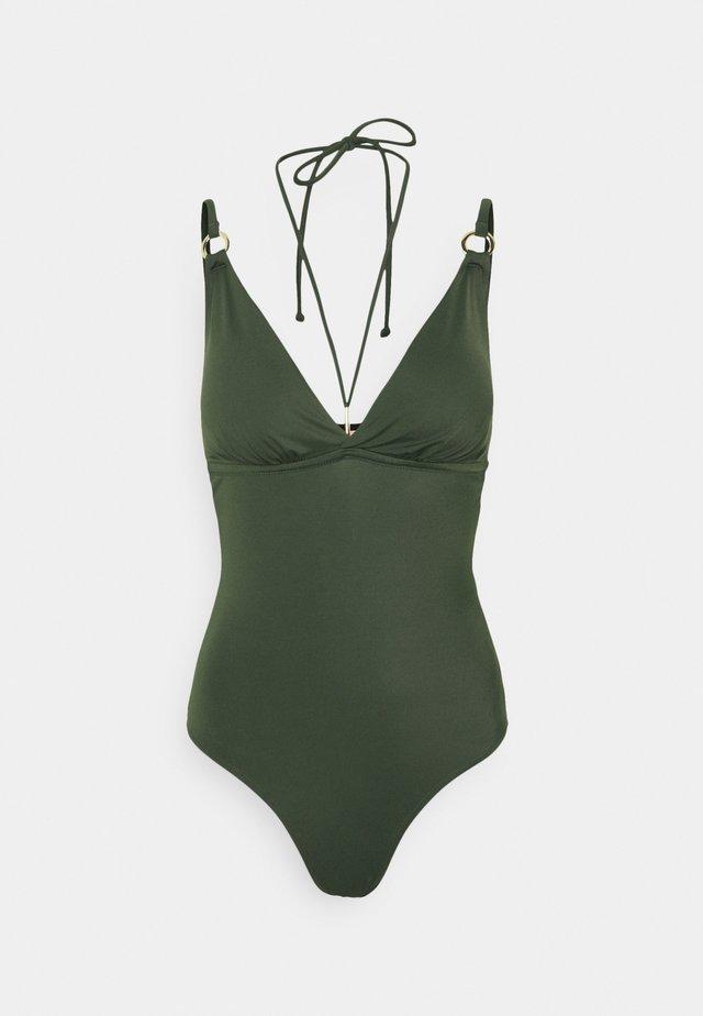 LUXE - Swimsuit - khaki