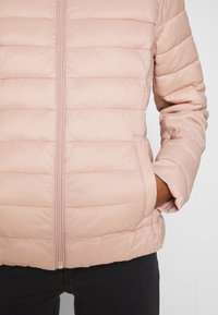 Vila - VISIBIRIA SHORT JACKET - Light jacket - misty rose - 6