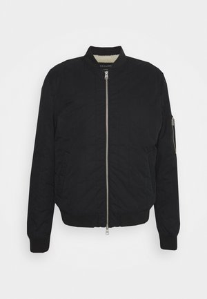 DRAKE - Bomber Jacket - black