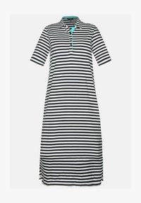 Ulla Popken - Maxi dress - marine - 1