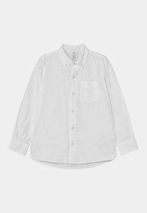 BOYS OXFORD - Hemd - optic white