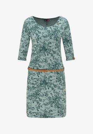 TANYA - Day dress - dusty green