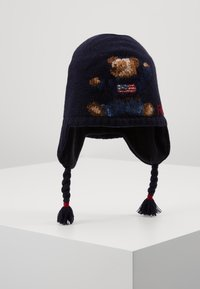 Polo Ralph Lauren - BEAR EARFLAP - Bonnet - navy - 0