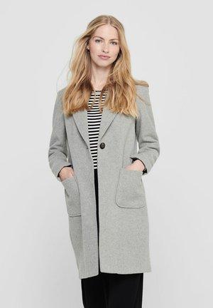 ASTRID WOOL  - Classic coat - light grey melange
