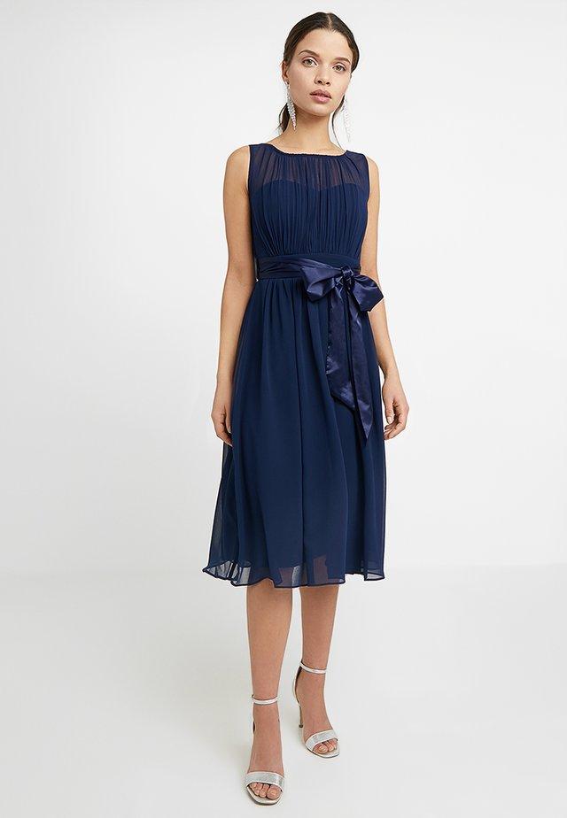 BETHANYMIDI PROM DRESS - Cocktail dress / Party dress - navy
