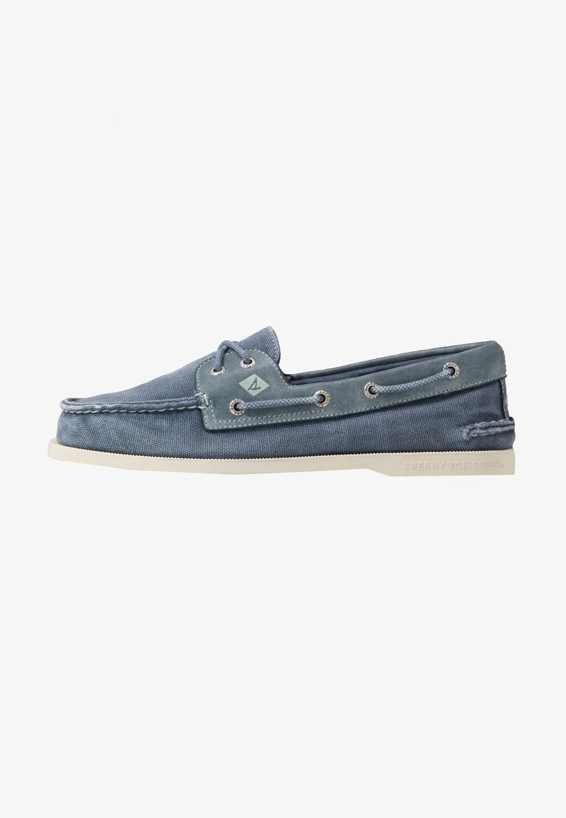 Sperry - 2 EYE - Boat shoes - navy