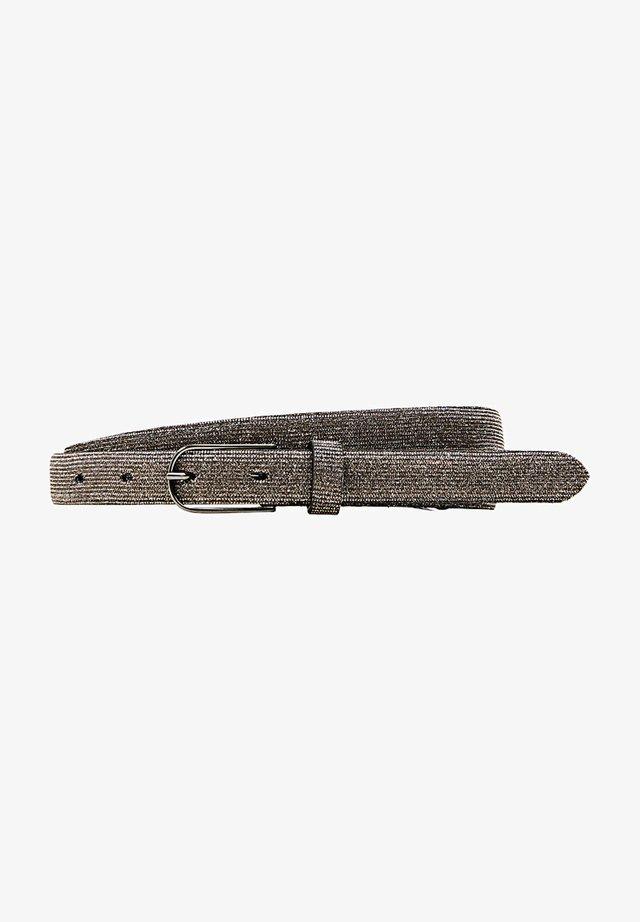 Belt - silver