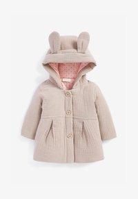 Next - CRINKLE FABRIC - Light jacket - mauve - 0