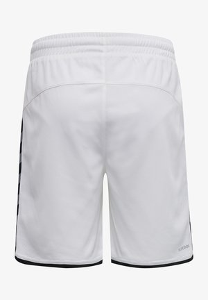 HMLAUTHENTIC  - Sports shorts - white