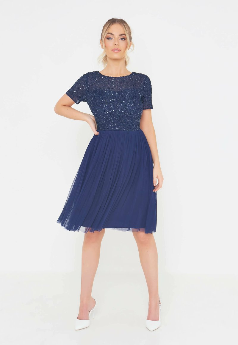 BEAUUT - Cocktail dress / Party dress - navy