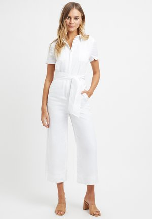 CARMEN - Jumpsuit - z blanc