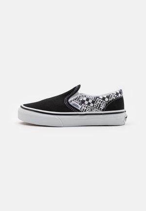 CLASSIC - Sneakers laag - black/asphalt