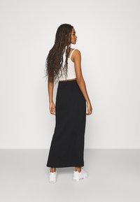 Nike Sportswear - Maxi skirt - black - 2