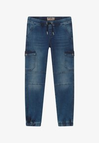 Blue Effect - BOYS JEANS - Pantalones cargo - medium blue - 2