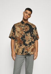 Only & Sons - ONSDION TIE DYE POPLIN - Shirt - incense - 0