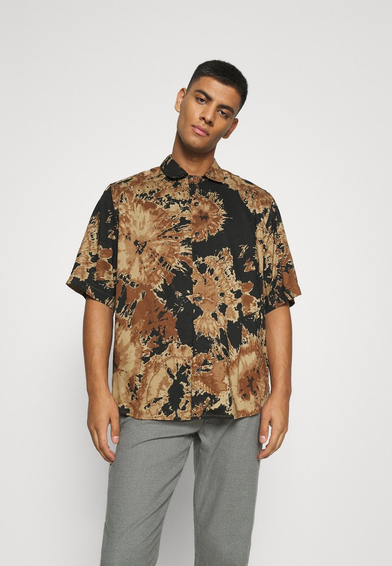 Only & Sons - ONSDION TIE DYE POPLIN - Shirt - incense