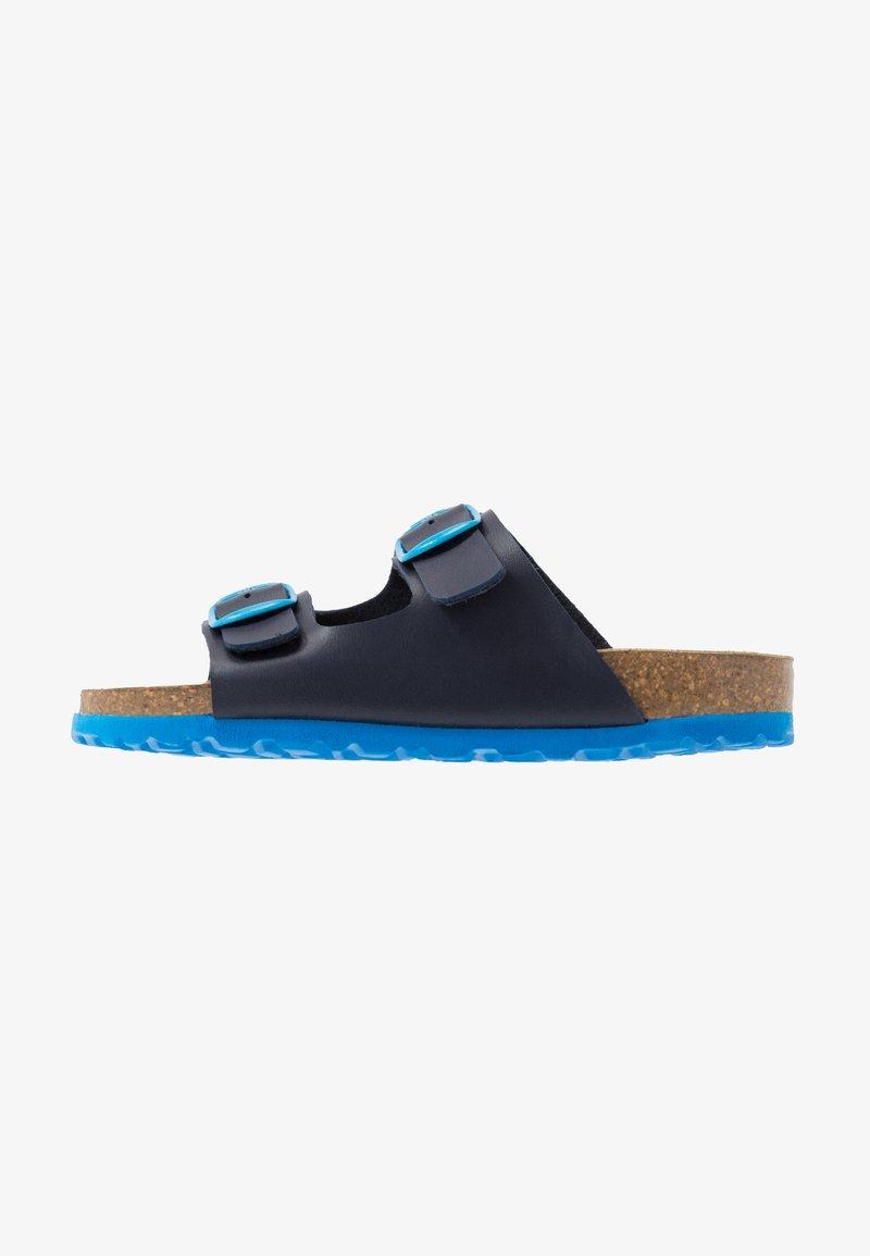 LICO - BIOLINE KIDS - Domácí obuv - marine