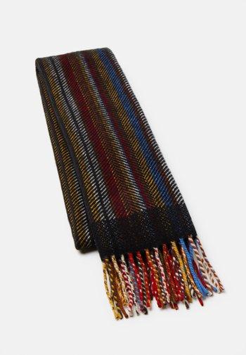 MEN SCARF HERRINGBONE - Scarf - multicolour