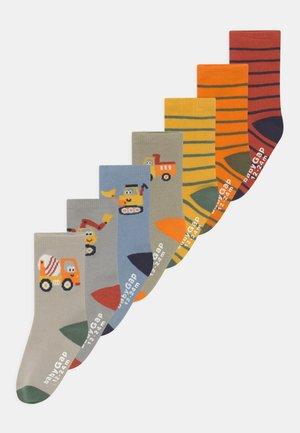 7 PACK UNISEX - Sokken - multi-coloured