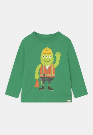 TODDLER BOY GRAPHIC - Long sleeved top - bright meadow