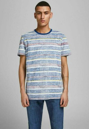 Camiseta estampada - navy peony