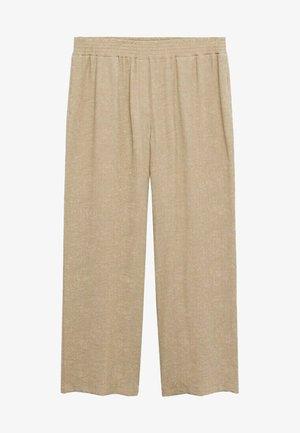JACK - Trousers - nerzgrau