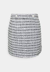 Miss Selfridge - BOUCLE SKIRT - Mini skirt - multi - 0