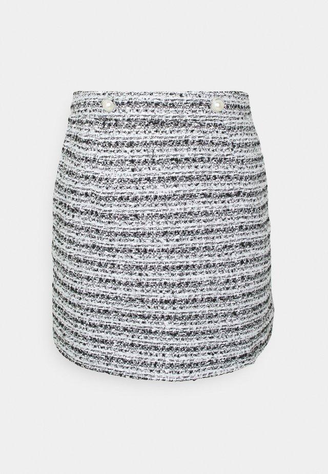 BOUCLE SKIRT - Minifalda - multi