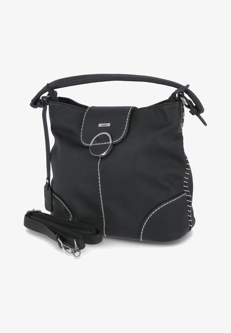 Rieker - Handbag - schwarz