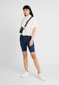 Weekday - HALL - Button-down blouse - white - 1