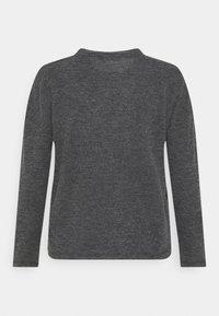 Anna Field - Langærmede T-shirts - mottled grey - 1
