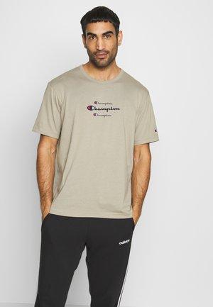ROCHESTER WORKWEAR CREWNECK  - T-shirt med print - grey