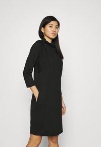 Opus - WALINE - Jersey dress - black - 4