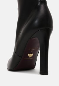 Tamaris Heart & Sole - Vysoká obuv - black - 7