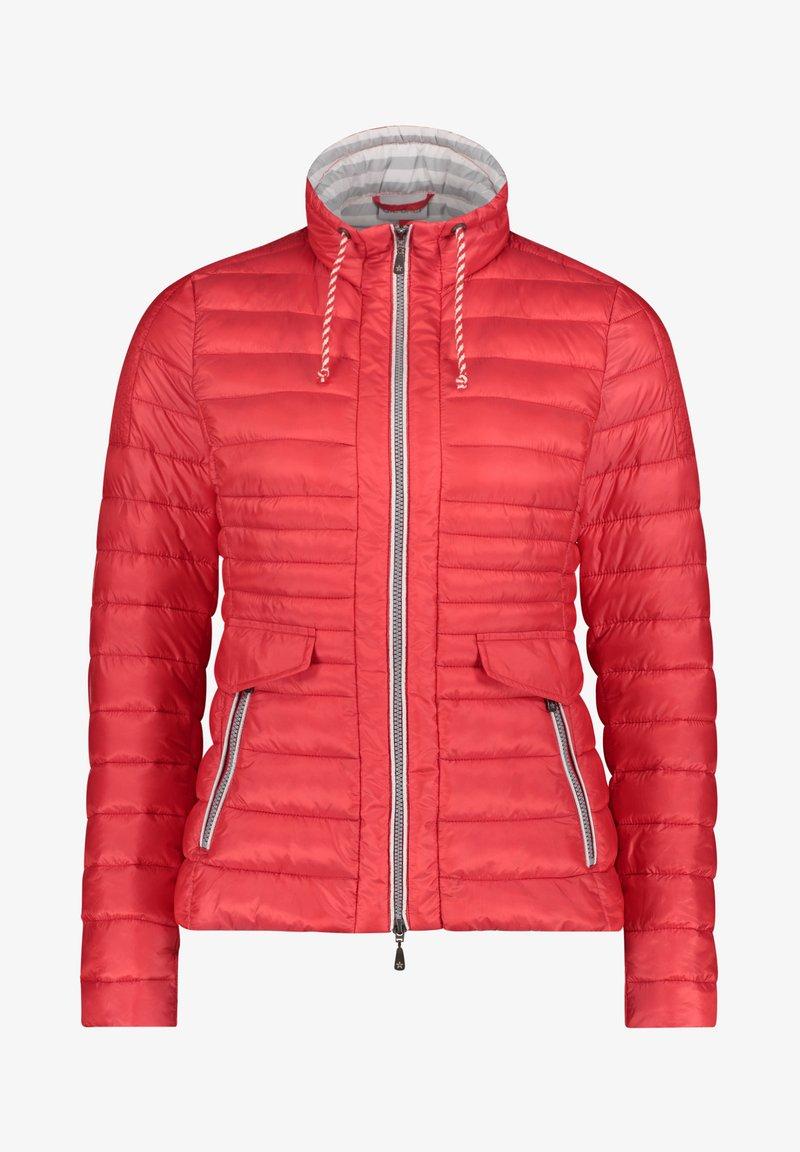 Gil Bret - GIL BRET STEPPJACKE MIT KUNSTDAUNE - Winter jacket - wild red