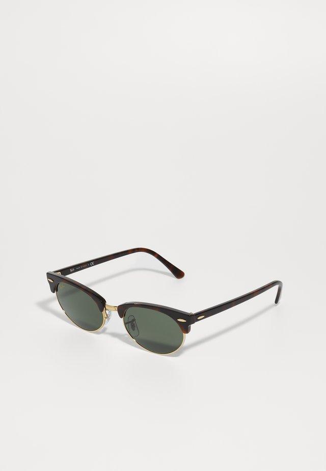 CLUBMASTER UNISEX - Sluneční brýle - mock tortoise