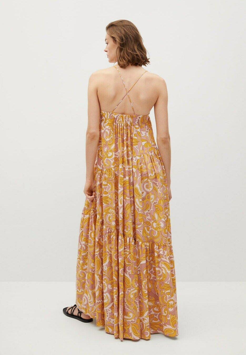 Donna MIT RÜSCHEN - Vestito lungo