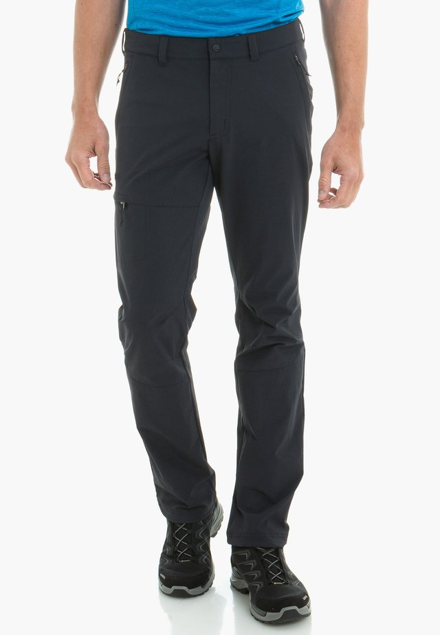 KOPER - Outdoor trousers - black