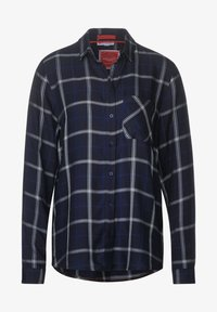 Street One - Button-down blouse - blau